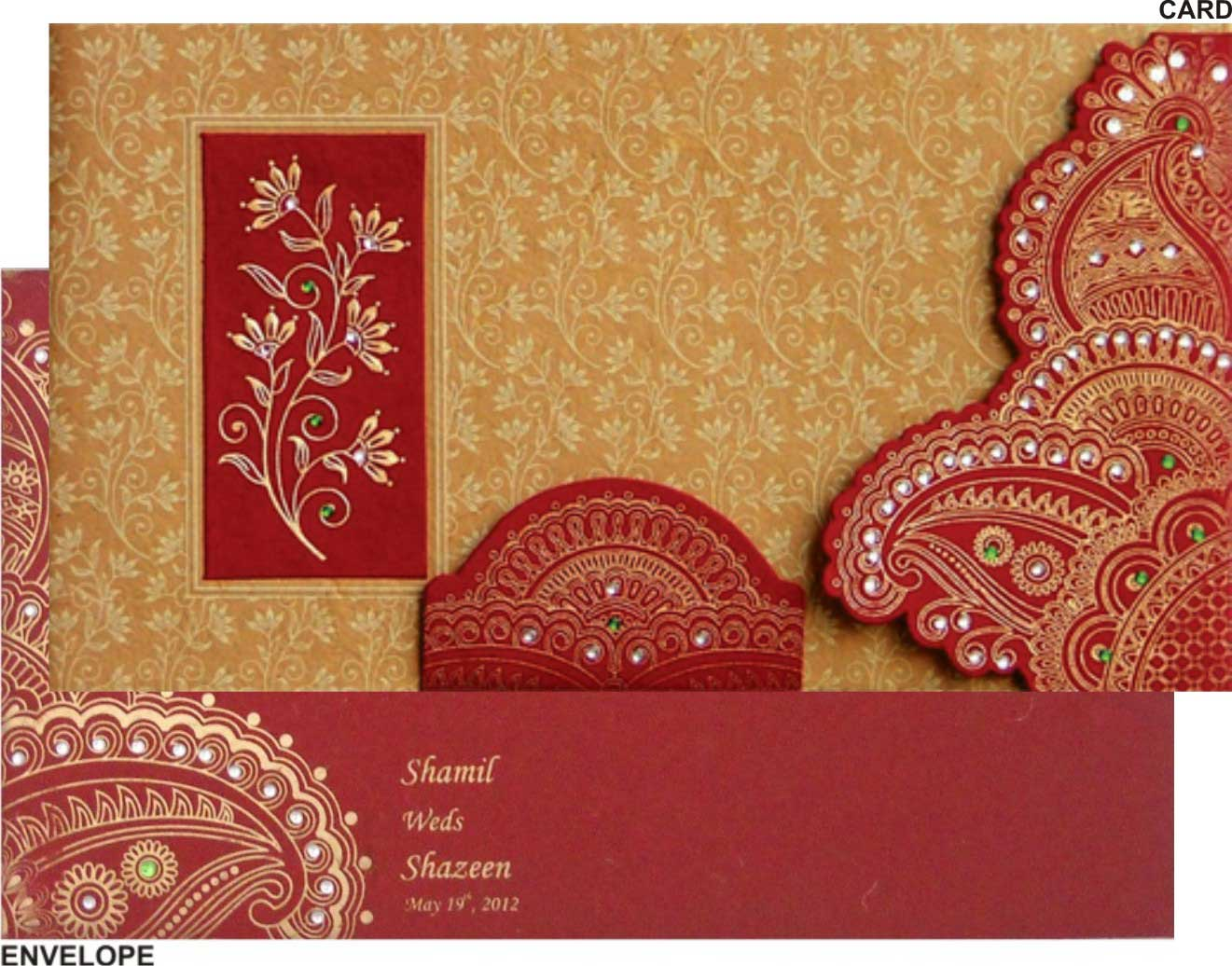 Bandhan Invitation Card Gallery